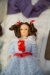 One of Darlene's dolls